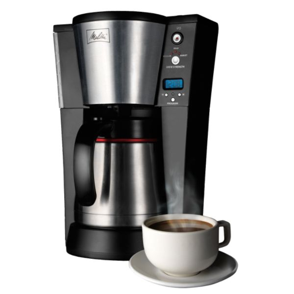 Melitta 10-Cup Coffee Brewer w/Thermal Carafe at Sears.com