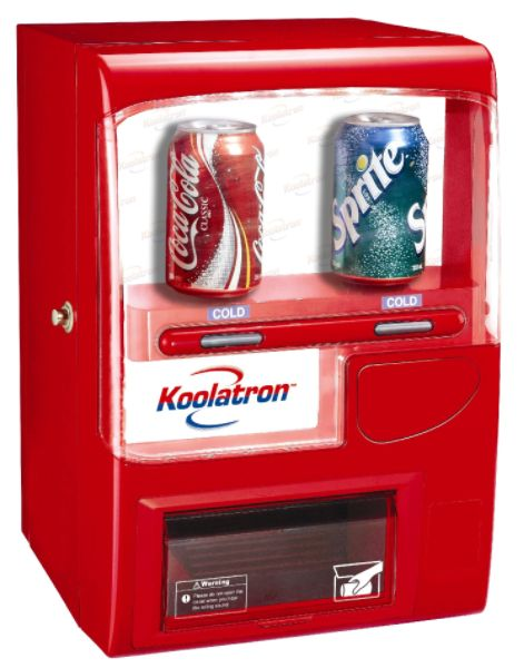 The Koolatron Vending Fridge