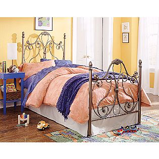 Fashion  Group Furniture on Fashion Bed Group Aynsley Twin Bed With Frame   Majestique   Furniture