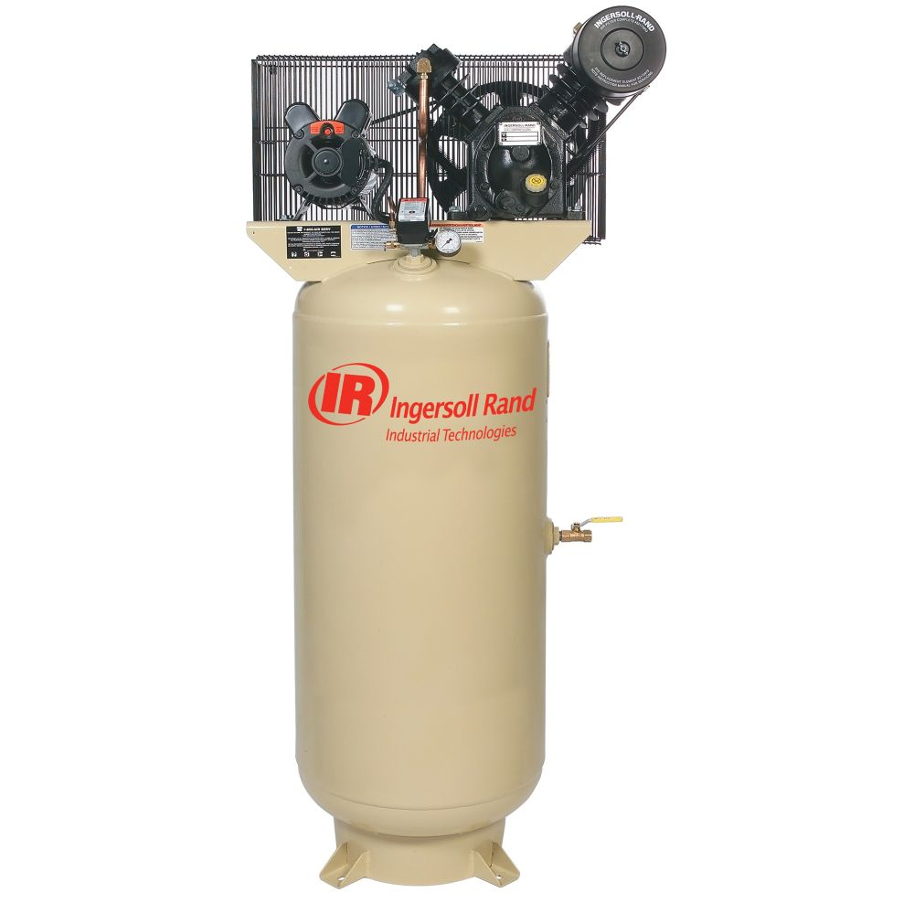 You Antiques: Ingersoll Rand 2475n7 Compressor