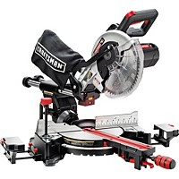 Craftsman 10-in Single Bevel Sliding Compound Miter Saw