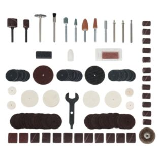 Dremel  110 pc. Rotary Accessory Kit