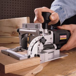 Craftsman 27730 6.5 amp Corded Industrial Biscuit Plate Jointer