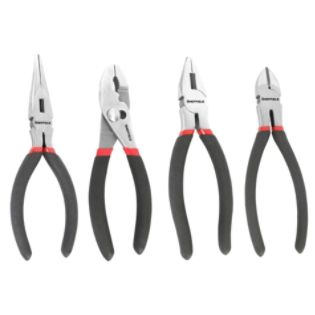4 pc. Pliers Set