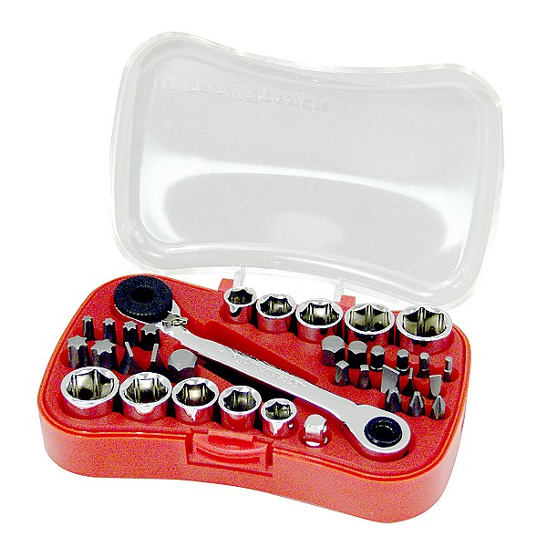 GearWrench 35 pc. Microdriver Set $12.49
