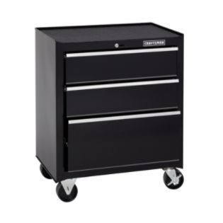 Craftsman  26 in. Wide 3-Drawer Basic Ball-Bearing Bottom Chest