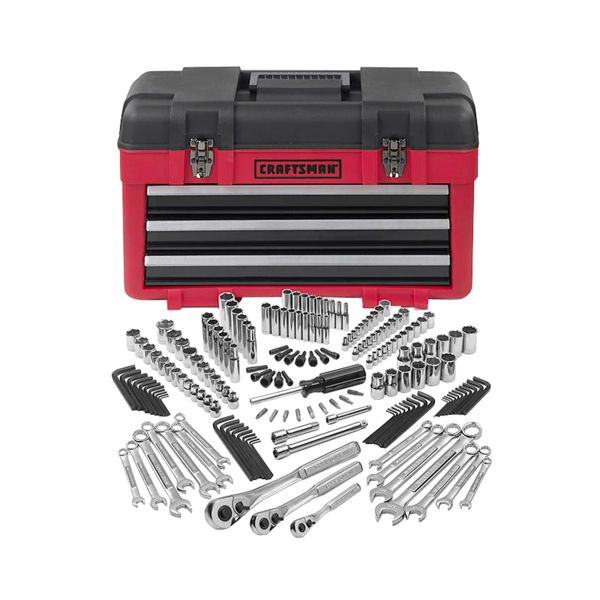 · Stanley Black & Decker will begin selling Craftsman tools at Lowe's stores, expanding the tool brand's reach beyond Sears and a few other outlets.