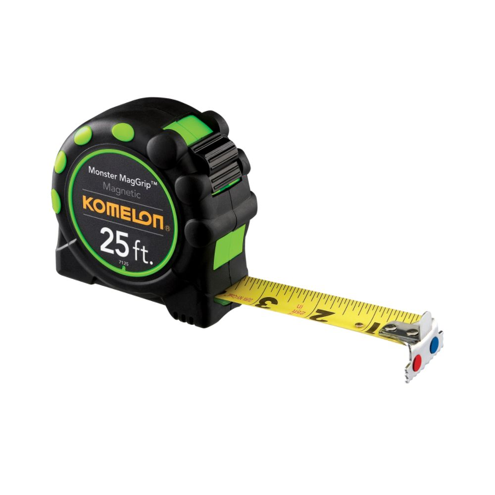 25 ft. Monster MagGrip Measuring Tape