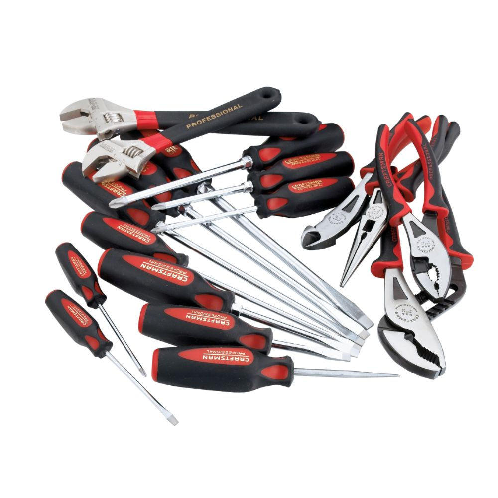 Tool Bags on Professional 18 Pc Tool Set With Bag Personalized The Best Tool