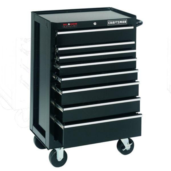 hf 13 drawer tool box vs craftsman 8 drawer griplatch - the garage
