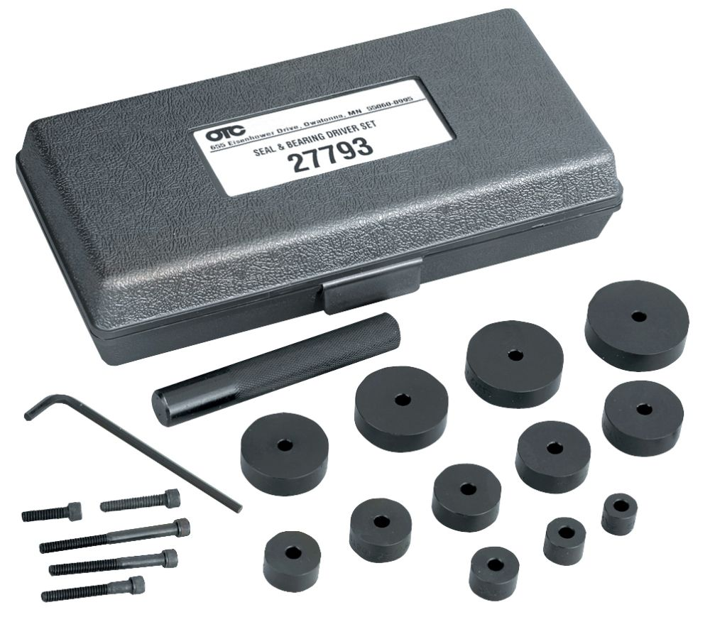 Bushing Driver Set