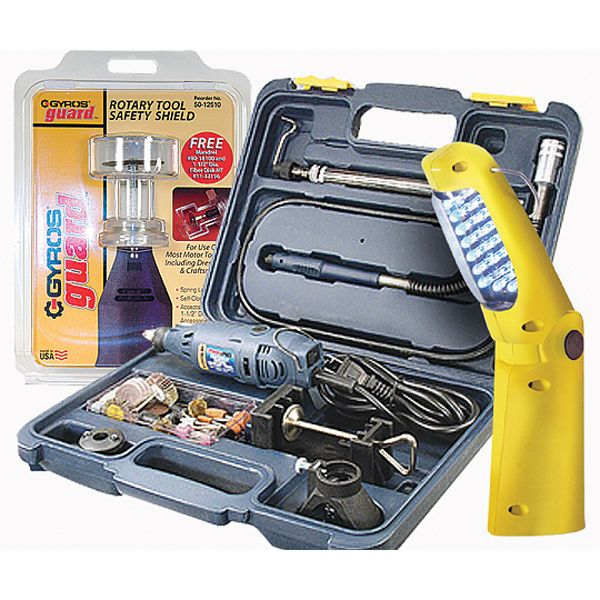 Rotary Tool Kit - Sears Exclusive Set