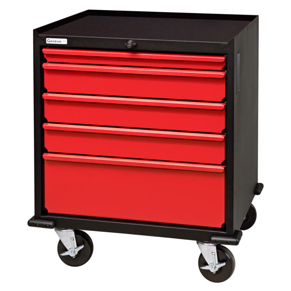5-Drawer Modular Base Cabinet