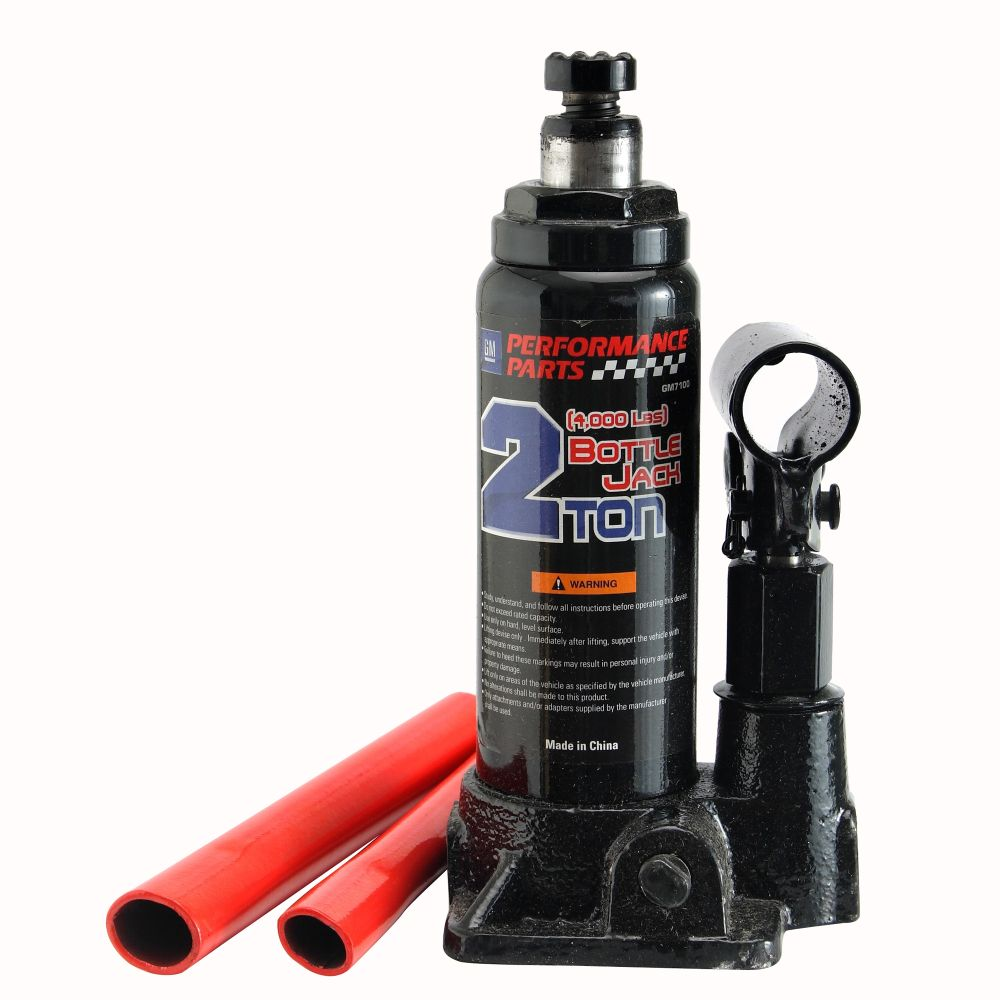 GM Performance 2 Ton Bottle Jack