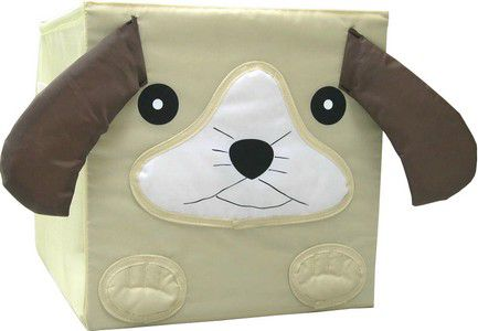 Innovative Home Creations Puppy Dog Storage Cube $ 8.09