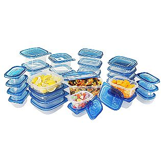 54Pc Gourmet Sltns Food Storage Set