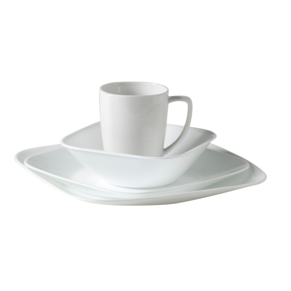 Corelle 16-piece Pure White Dinnerware Set $ 58.49