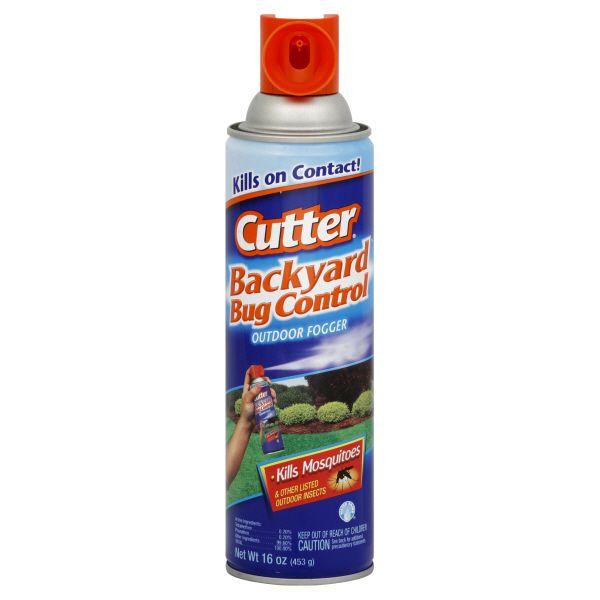 spectrum group cutter backyard bug control outdoor fogger 16 oz 453 g