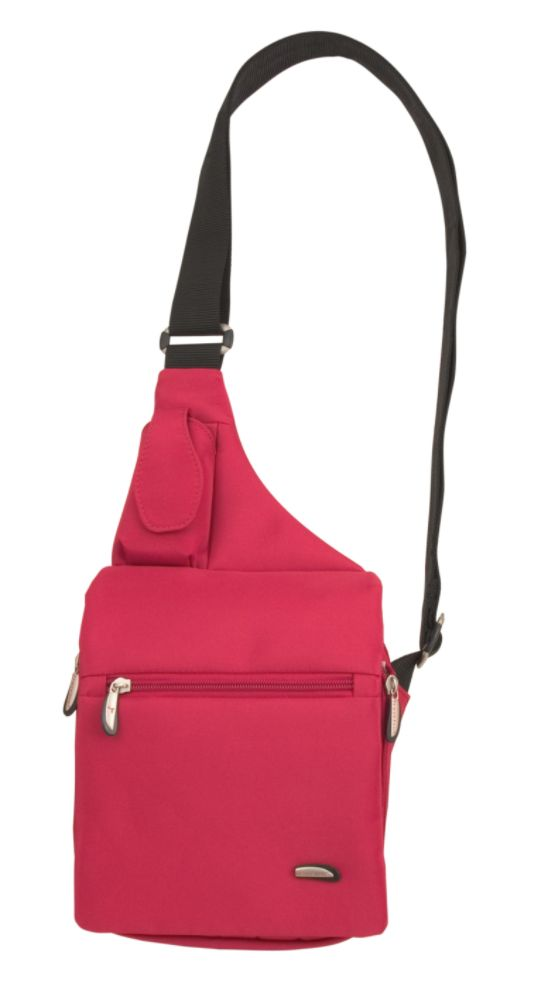 Travelon Messenger Style Shoulder Bag Travelon Messenger Style