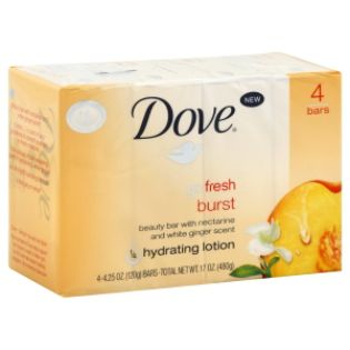 Dove  Go Fresh Beauty Bar, with
