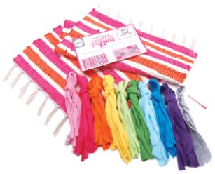 Alex Toys - Make a Ruffle Rug Kit