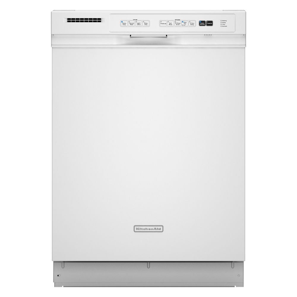 Kitchenaid Whisper Quiet Dishwasher