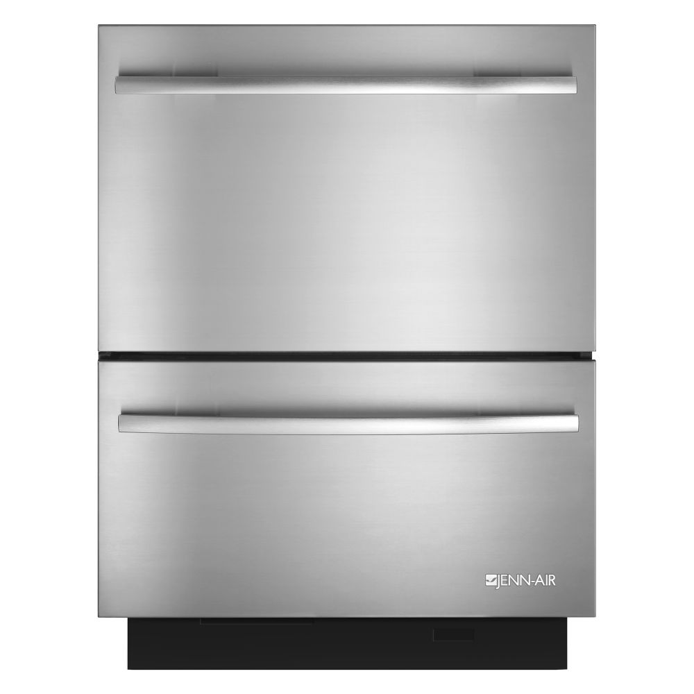Jenn Double Drawer Dishwasherstainless Steel Reviews