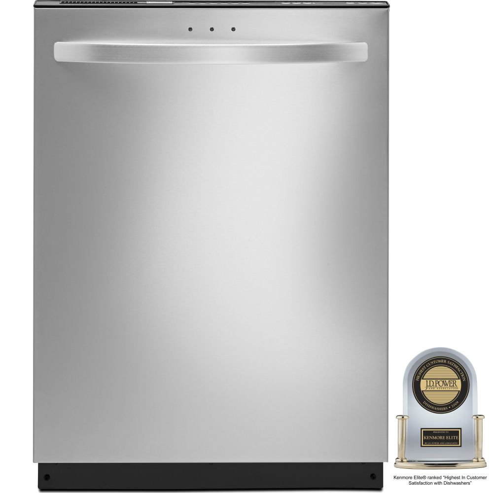 Sears Kenmore Ultra Wash Dishwasher on kenmore dishwasher disassembly