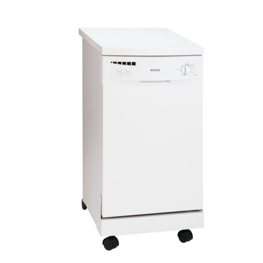 kenmore portable dishwasher manual