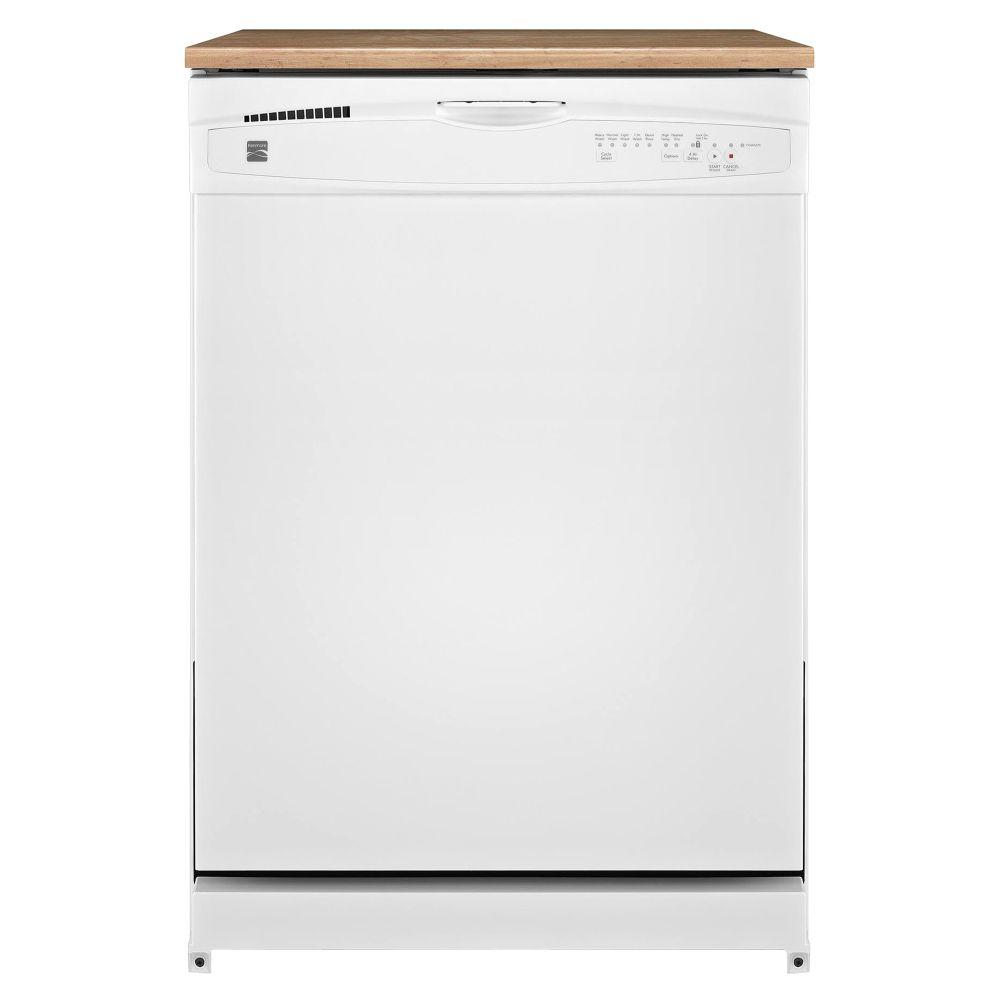 Kenmore 24 inch Portable Dishwasher