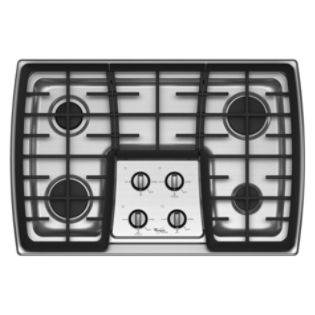 Whirlpool  30'' Gas Cooktop