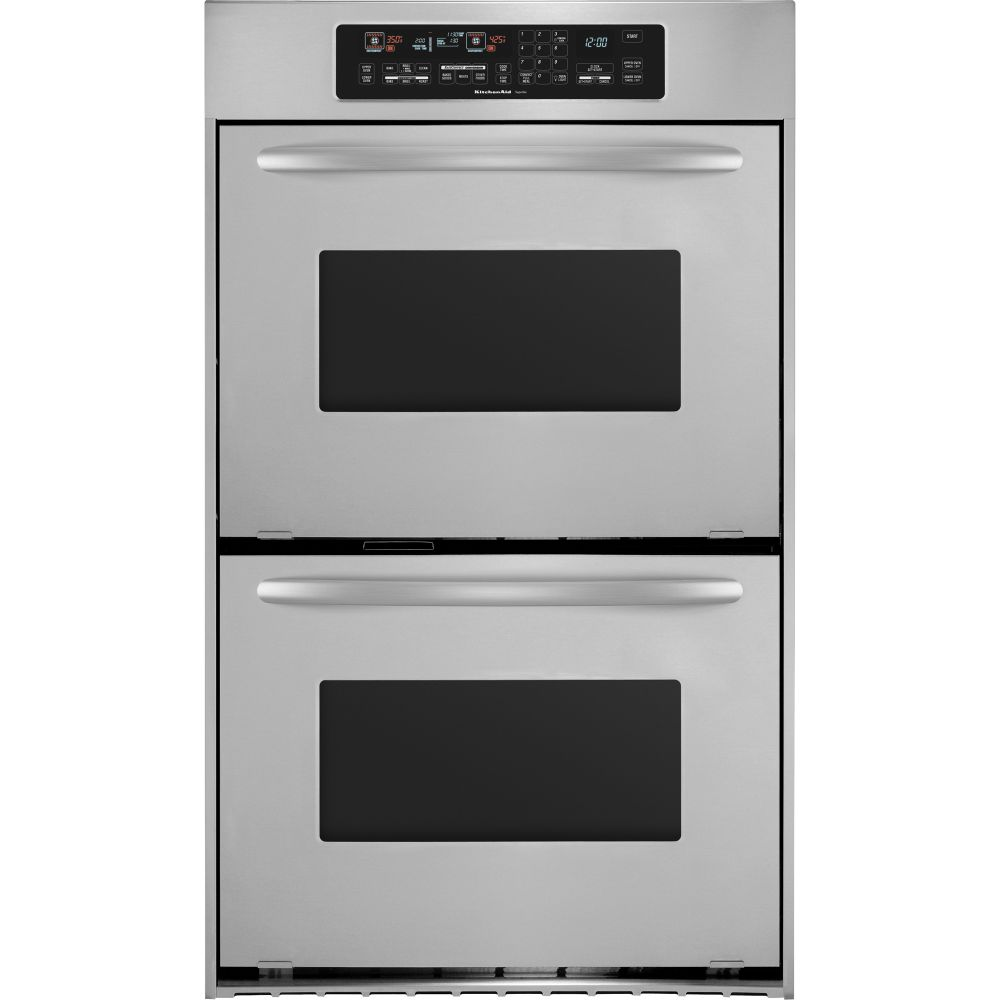 baumatic double oven instruction manual