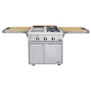 Dynamic Cooking Systems Dual Side Burner / Griddle NG