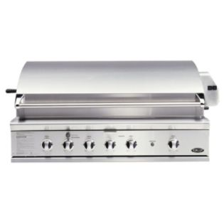 Dynamic Cooking Systems 48&#34 Gas Grill with Rotisserie NG