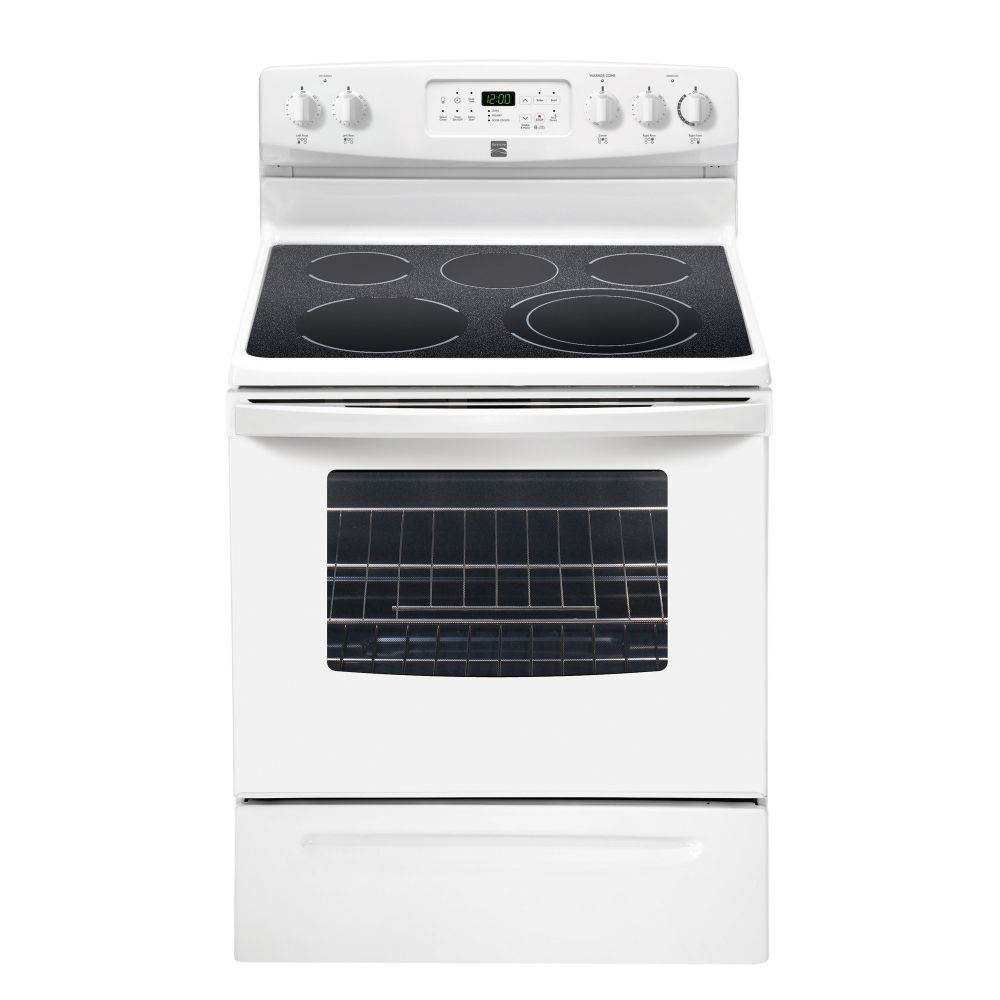 Kenmore Electric Cooktop Model 790 Images