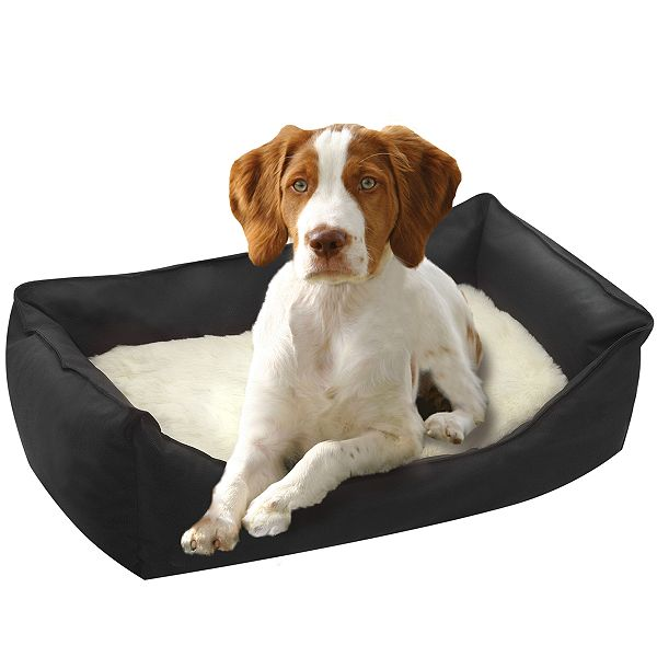 Precision Pet Leatherette Contemporary Comfort Sofa Bed