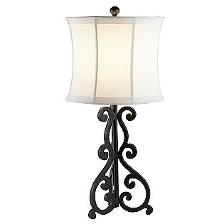 vellum lamp shades rustic wrought iron table lamplampsplus. Black Bedroom Furniture Sets. Home Design Ideas