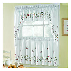 Tier Kitchen Curtains