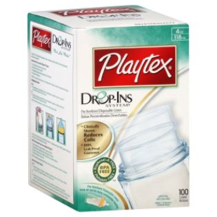Playtex  Drop-Ins System Disposable