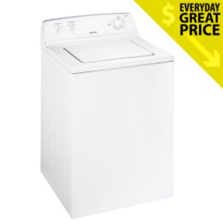 Hotpoint 3.2 cu. ft. Super Capacity Washing Machine (VLSR1090G)