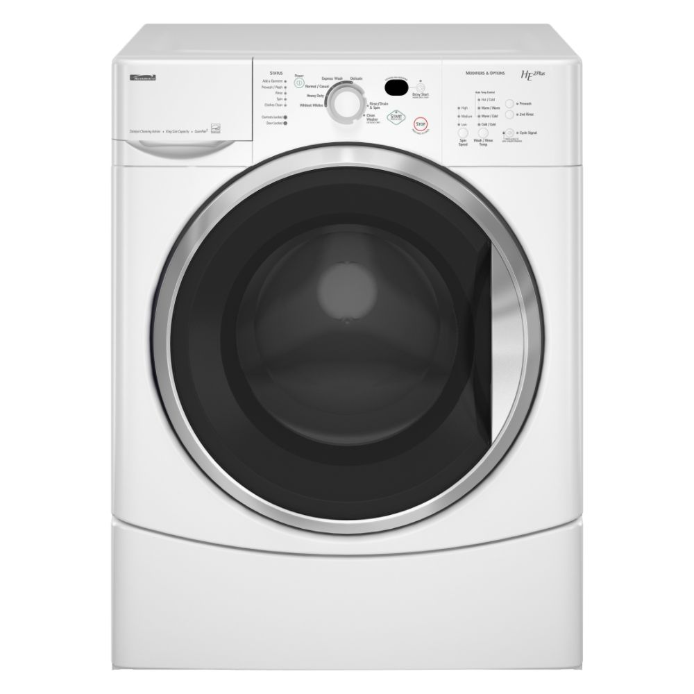 Washer and dryer from Sears washer and dryer