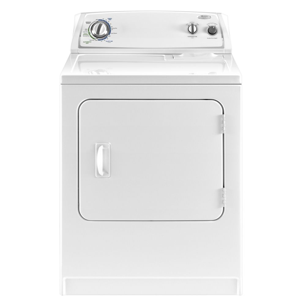 7.0 cu. ft. Gas Dryer