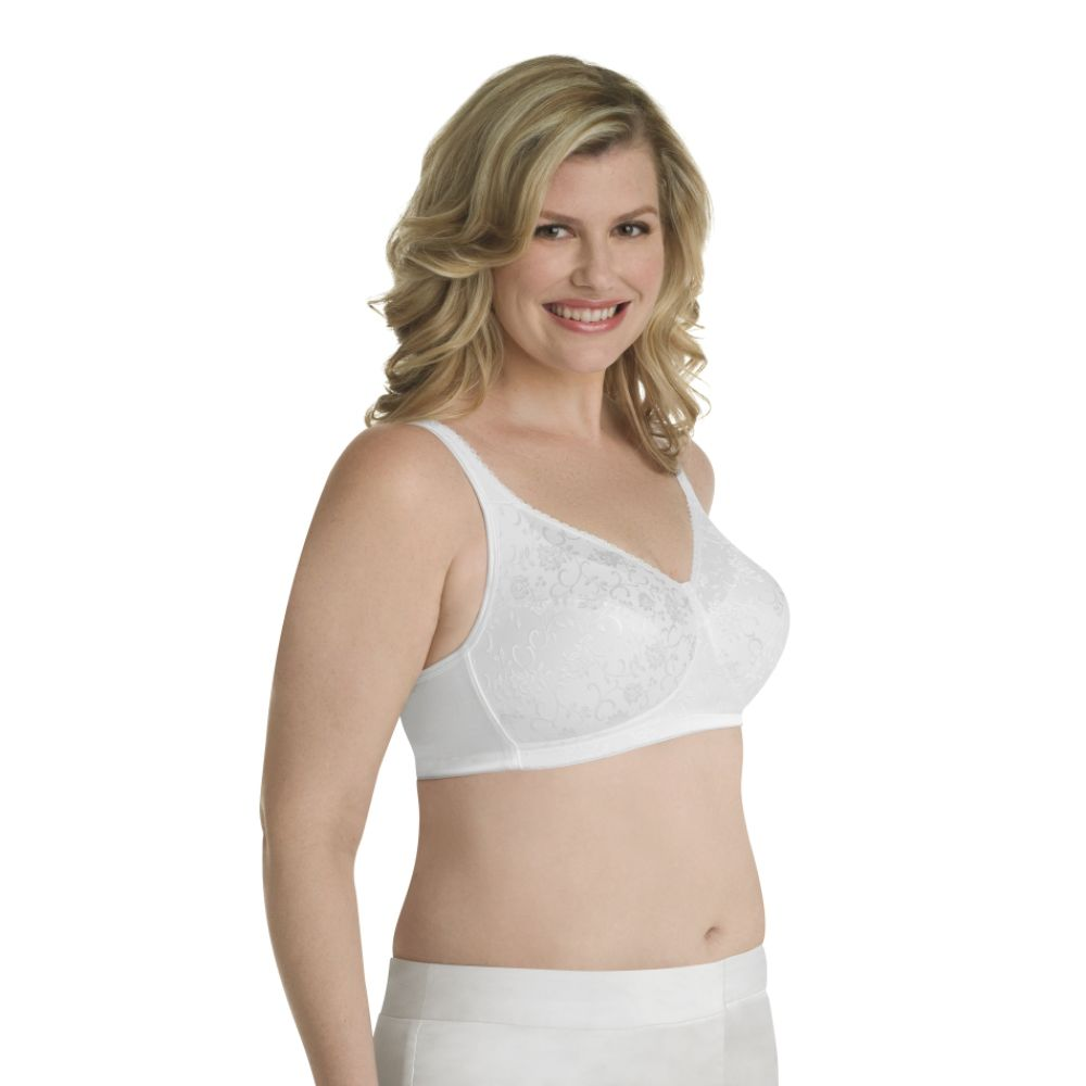 Playtex Women's 18 Hour Stylish Support Bra - White #4608 $ 21.99