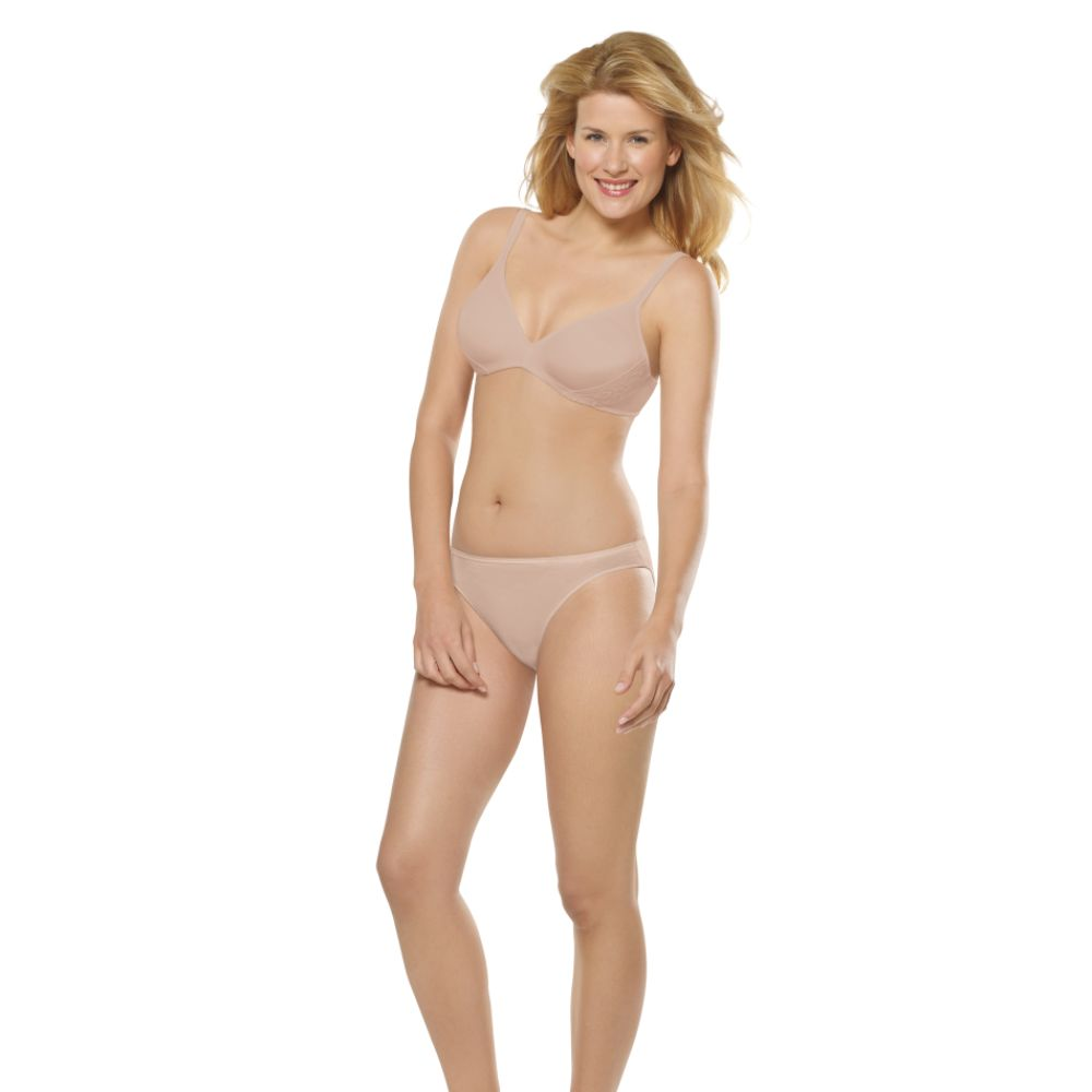 Hanes Women's Natural Lift and Shaping Non-Foam Bra Style G624 $ 11.04