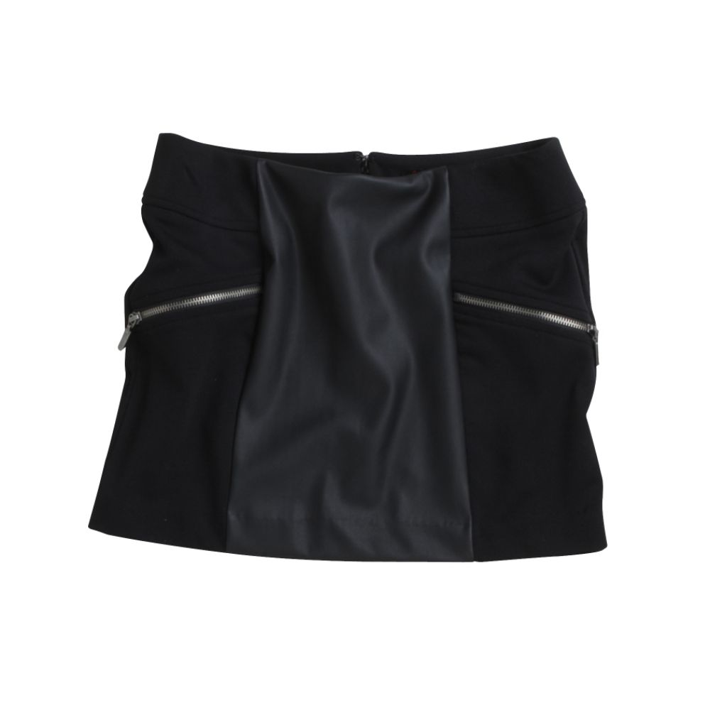 Sofia by Sofia Vergara Women s Zipper Miniskirt