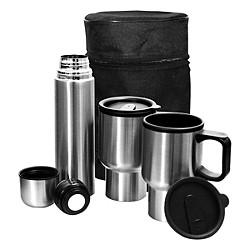 Travel Mug with Thermo set
