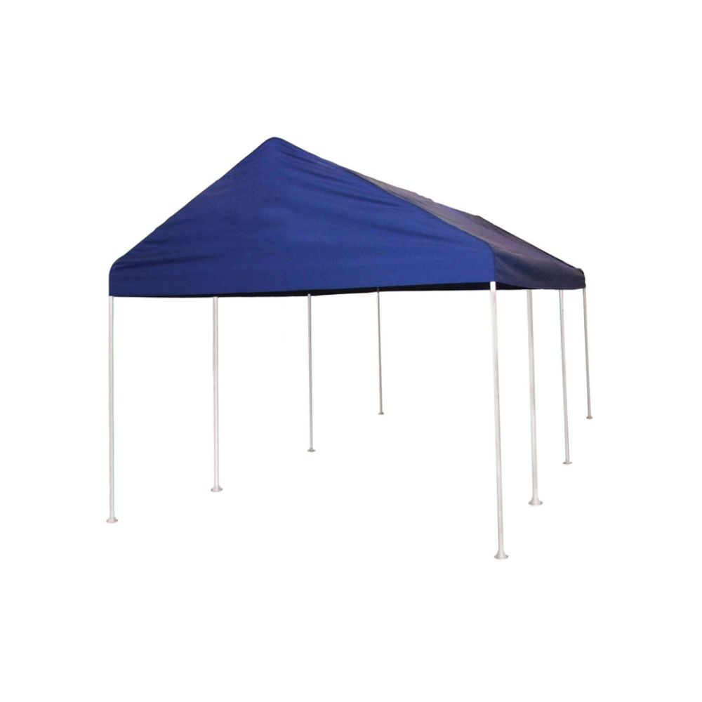 Shelter Logic 10x20 CELEBRATION II Decorative Canopy -Sky Blue Deep sky blue