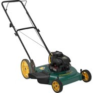"Weedeater 22"" Side Discharge Push Mower w/ Rear High Wheels - CA Only at Kmart.com"
