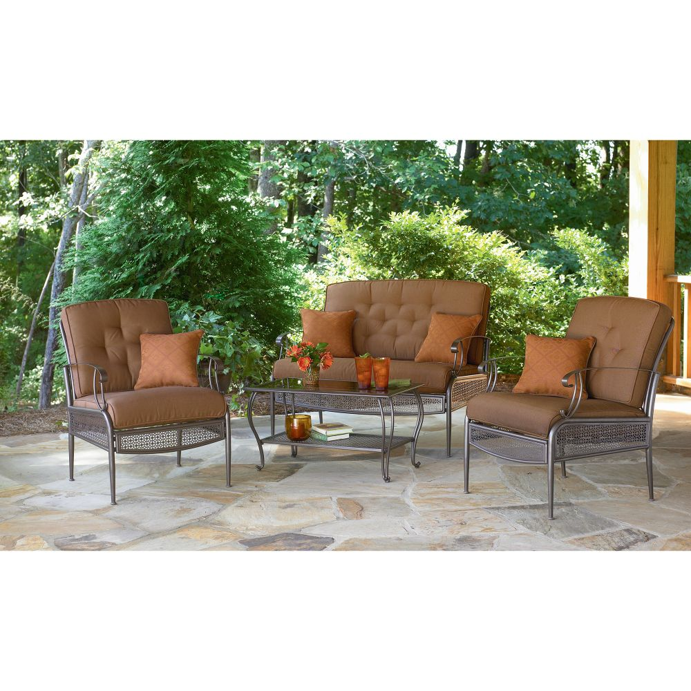 Sear outdoor furniture on patio furniture conversation sets garden
