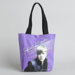 Justin Bieber Clothes  Girls on Girl S Tote Bag  Justin Bieber Clothing Girls Accessories   Backpacks